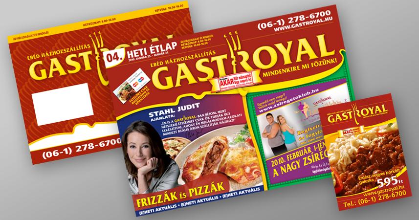 Gastroyal kiadv�nyok | Gastrolyal kiadv�nyok