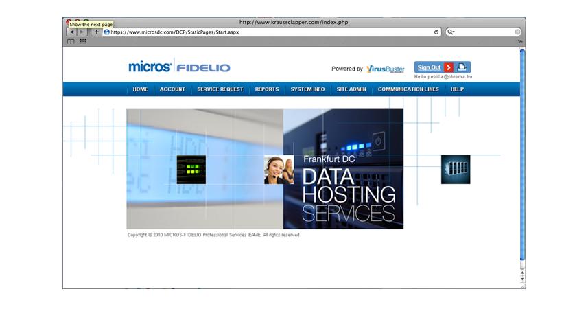 Micros DataCenter webdesign �s webfel�let k�dol�sa | Micros DataCenter webdesign �s webfel�let k�dol�sa