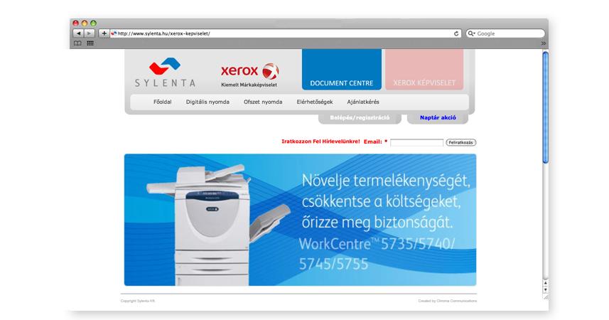 Sylenta Kft. weboldal | Sylenta Kft. webodal