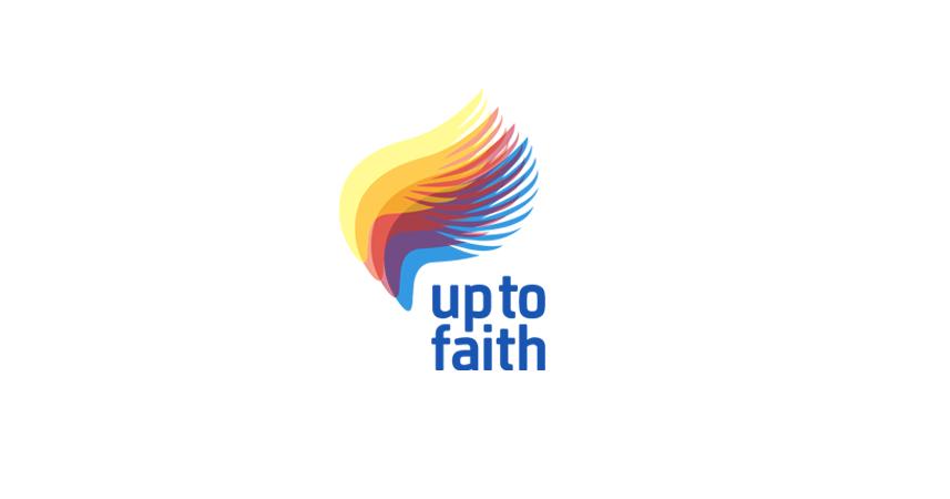 Up to Faith log� | Arculat - log�